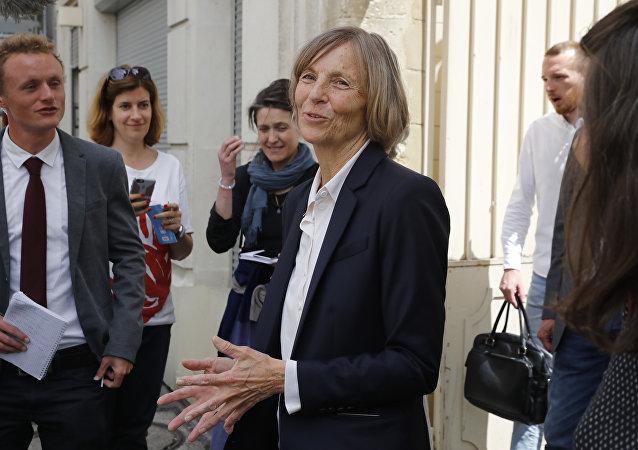 Marielle de Sarnez