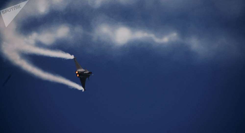 Rafale, image d'illustration