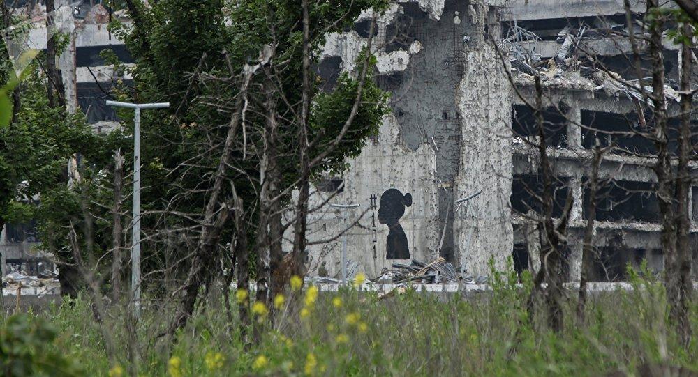 Conflit dans le Donbass