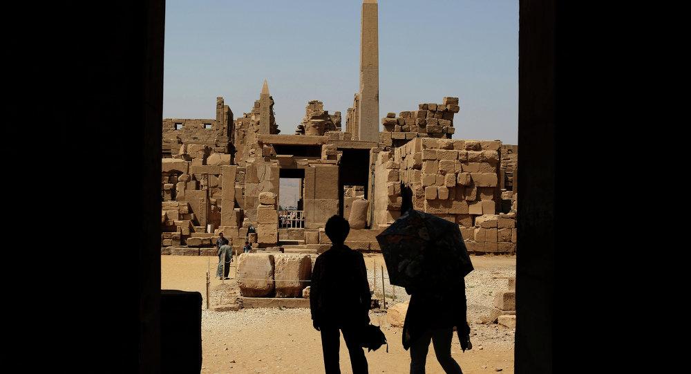 Un tombeau datant de la période pharaonique découvert en Égypte