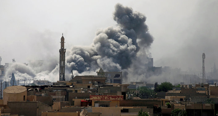 Les civils pris au piège dans la bataille de Raqqa — Syrie