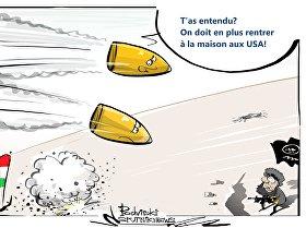 Les USA aux Kurdes: après votre victoire sur Daech, soyez gentils de nous rendre nos armes