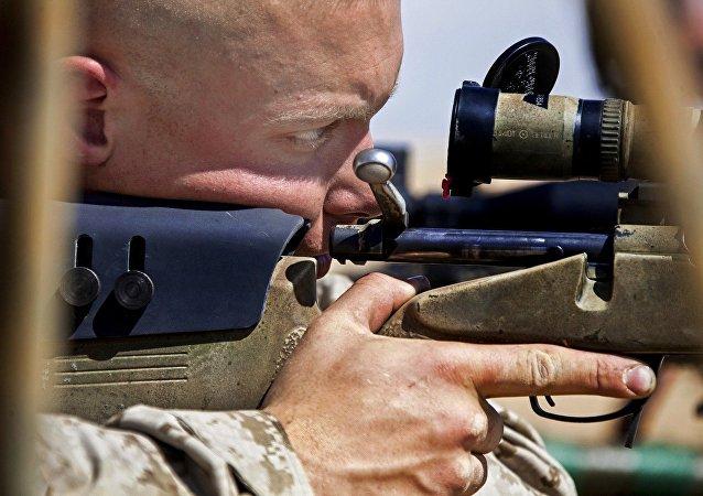Ce sniper canadien bat un record en tuant un djihadiste de Daech à 3.450 m