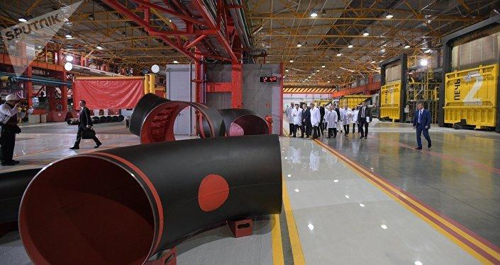 Nord Stream 2: Engie soutiendra le projet en dépit des sanctions US
