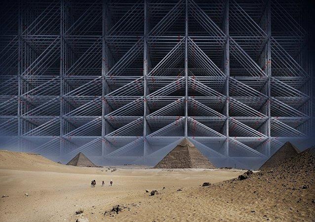 Des Pyramides