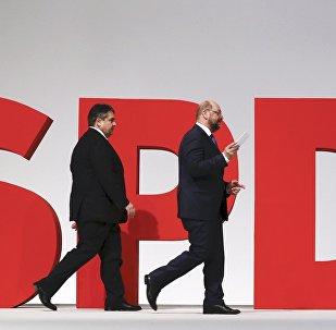 Le SPD allemand
