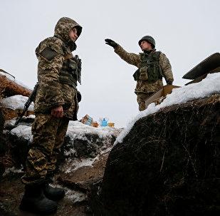 Donetsk appelle l'OSCE à ne pas fermer les yeux sur les pilonnages de Kiev