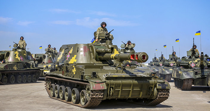 Donbass: «au lieu de colombes de la paix, Kiev envoie des faucons de la guerre»