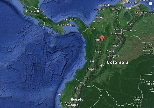 Naufrage d'un bateau avec environ 150 touristes en Colombie