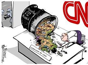 Nervosité: la direction de CNN recadre ses journalistes au sujet de la Russie