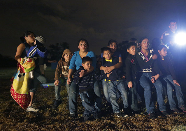 migrants, Texas