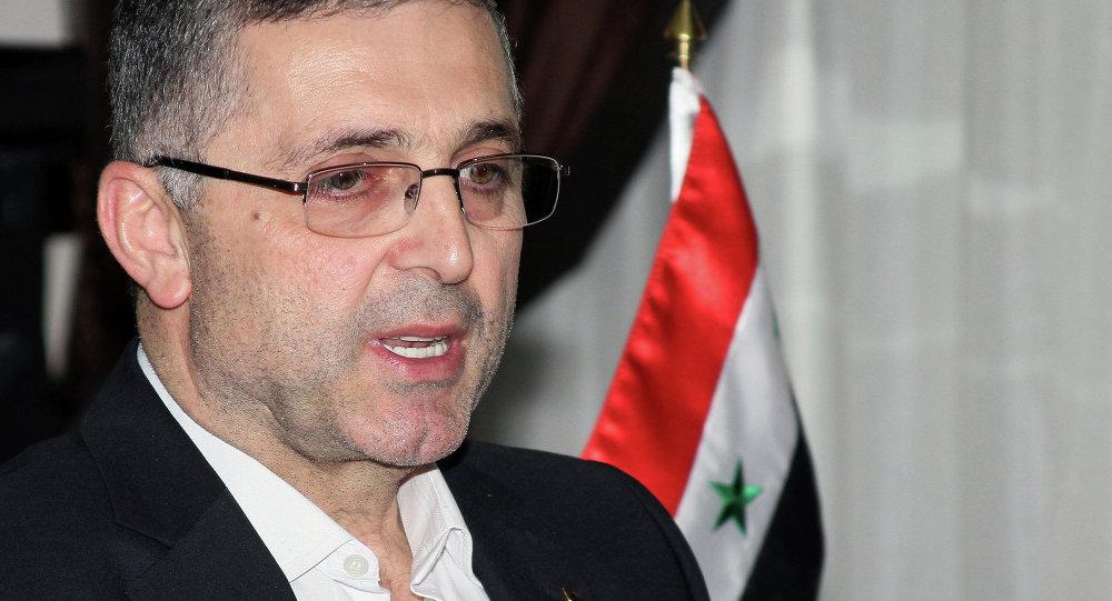Ali Haidar, ministre syrien de la Réconciliation nationale