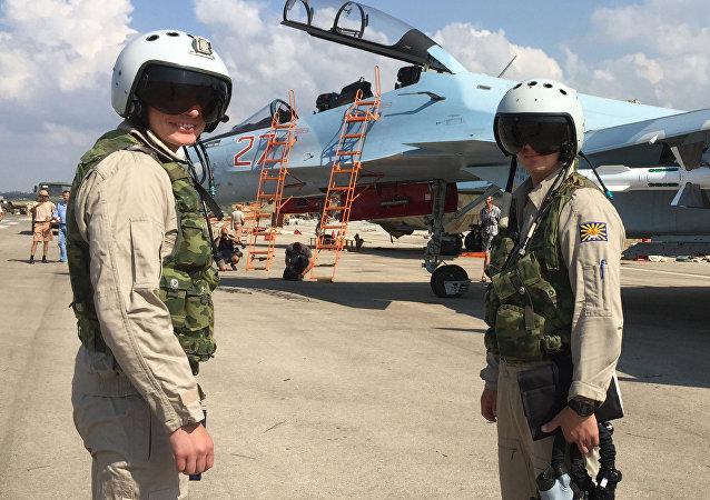 Les Forces aérospatiales russes en Syrie