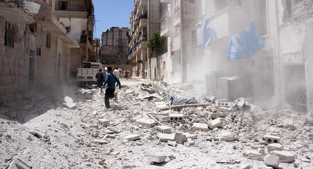 Lavrov à Ayrault: l'attaque chimique présumée d'Idlib est une provocation