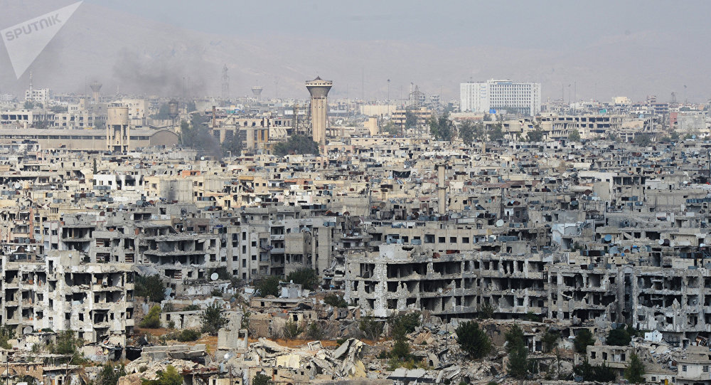 USA: en cas d'attaque chimique, Damas, Moscou et Téhéran seront tenus pour responsables