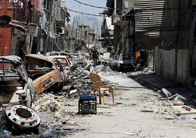 Vieille ville de Mossoul