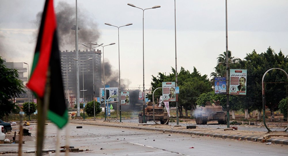 Les membres de la mission de l'Onu pris en otages en Libye libérés