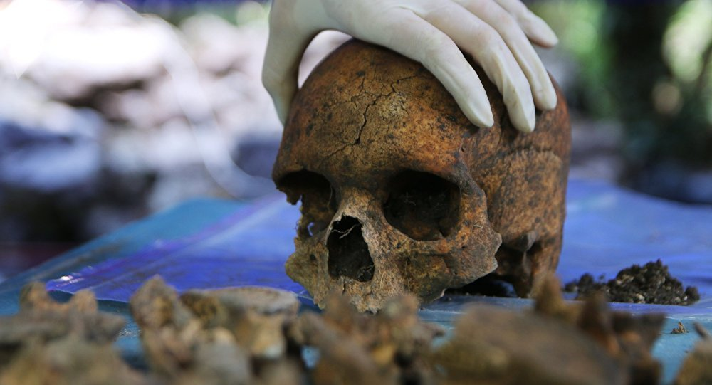 Rome : des restes humains découverts à l'ambassade du Vatican en Italie