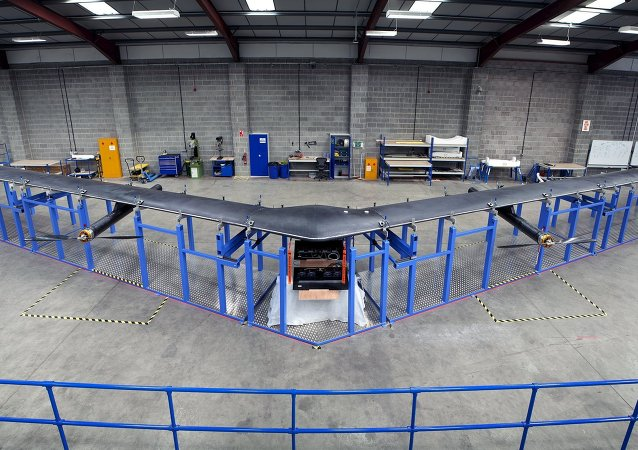 drone Aquila
