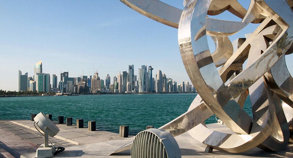Blocus du Qatar Poutine et l'émir Al Thani s'entretiennent par téléphone                REUTERS Stringer