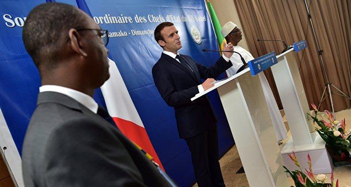 Macron appelle le G5 Sahel à prouver son efficacité dans la lutte contre le terrorisme