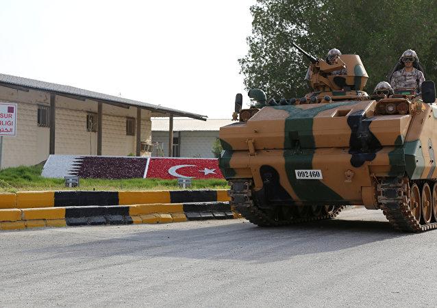 La Turquie maintiendra une présence militaire au Qatar