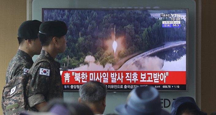 8.000 km, c'est la portée du missile balistique nord-coréen testé mardi