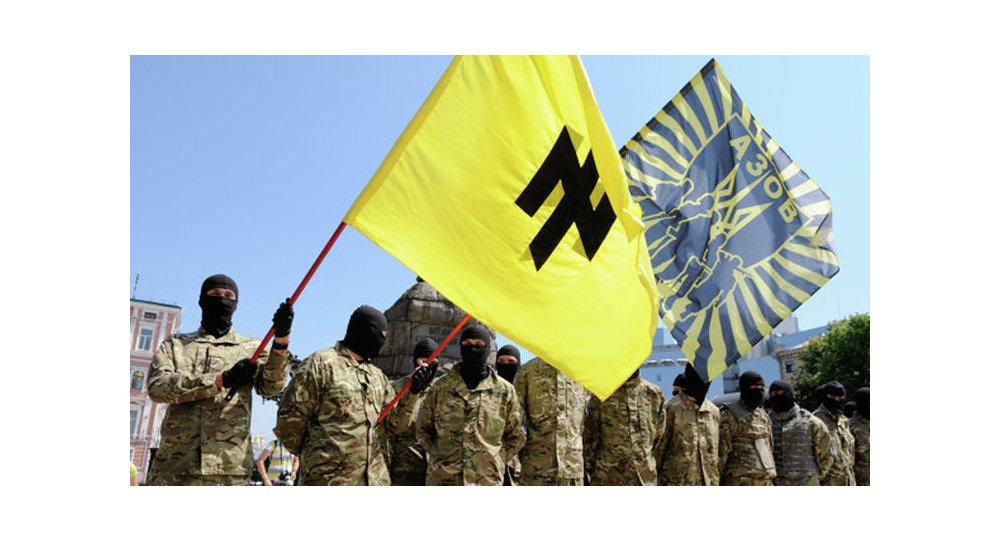 Symboles nazis en Ukraine: Moscou compte sur une réaction internationale