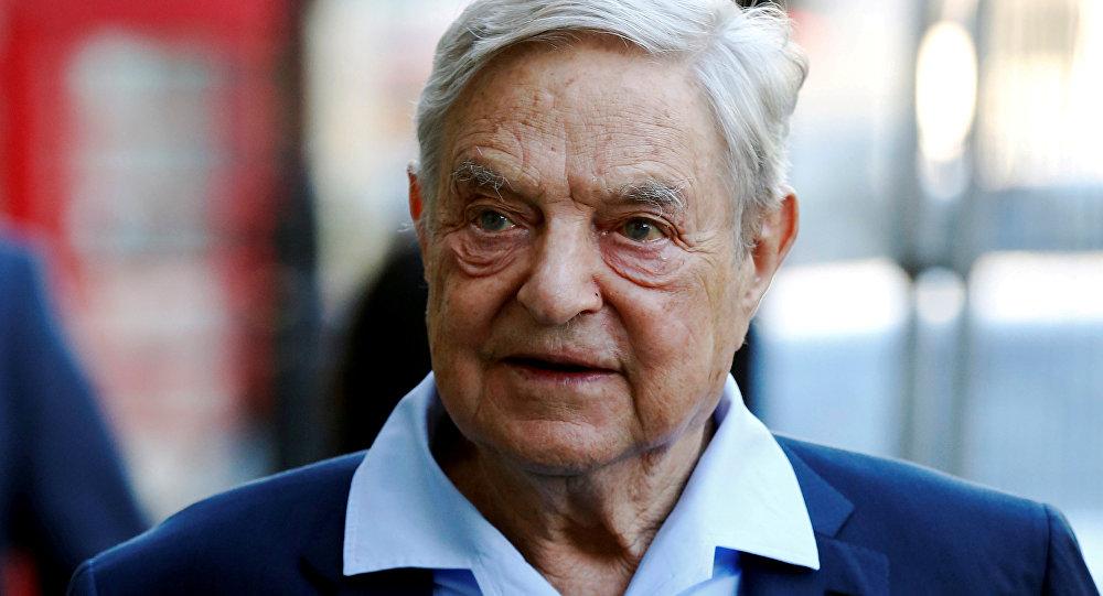 George Soros élu «personnalité de l'année» par le Financial Times