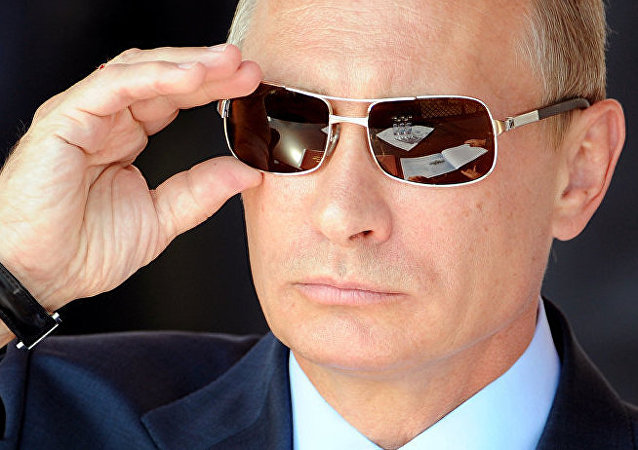Vladimir Poutine, archives