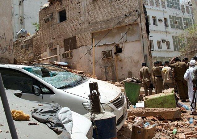 Une cellule terroriste préparait un attentat à La Mecque