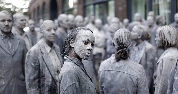 «Marche des cadavres» à Hambourg