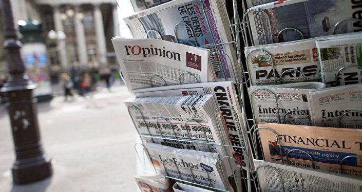La presse. Archive photo