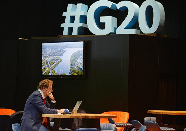 Preparations for G20 summit in Hamburg