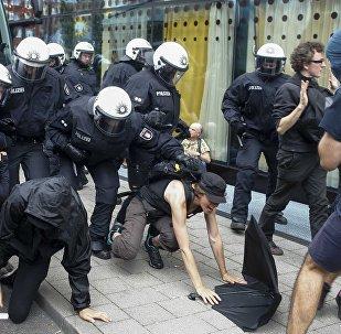 Le G20 à Hambourg