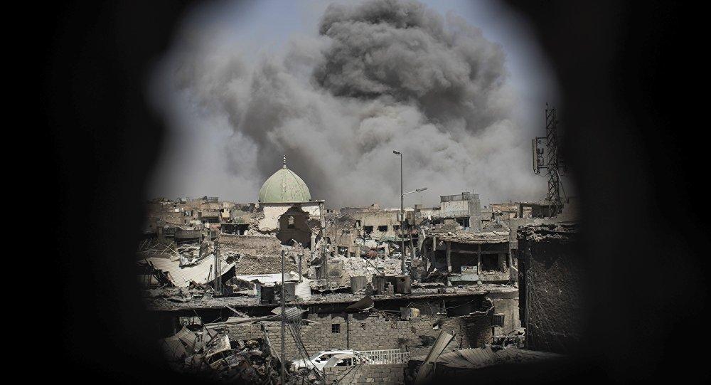 Irak. Archive photo