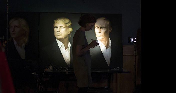 Trump et Poutine en guerre contre la cybercriminalité