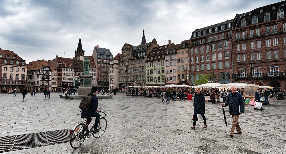Strasbourg (photo d'archives)