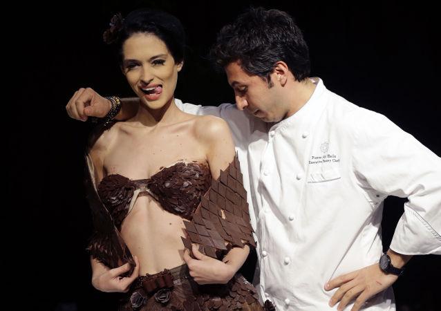 Des chocolats pas comme les autres