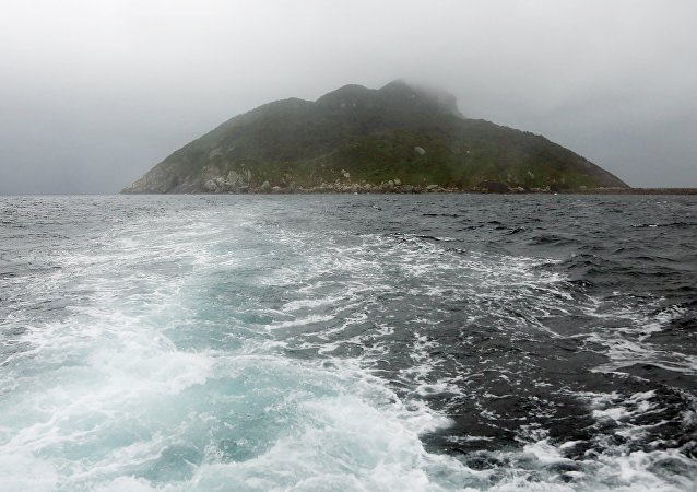 Cette île japonaise, interdite aux femmes, vient d'être inscrite au patrimoine de l'Unesco