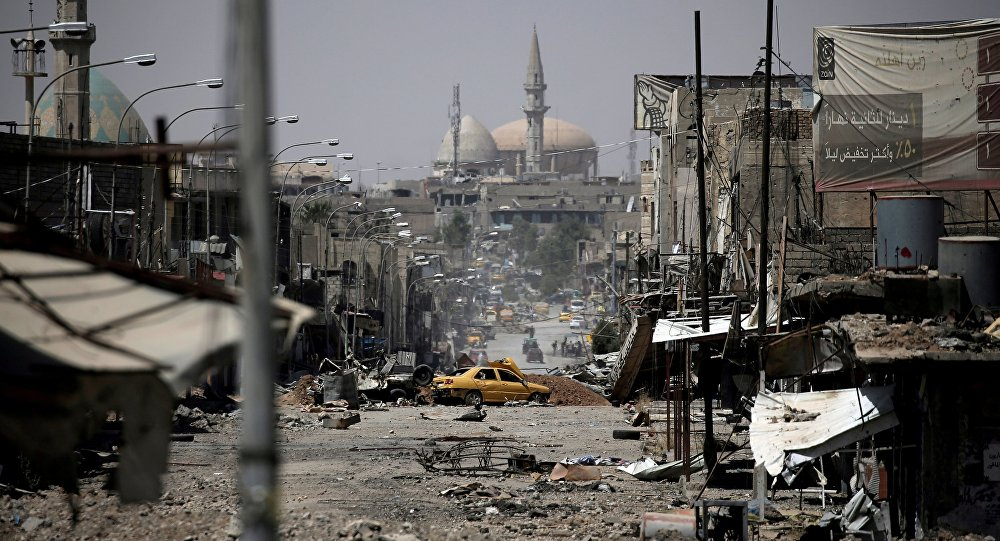 Mossoul. Archive photo