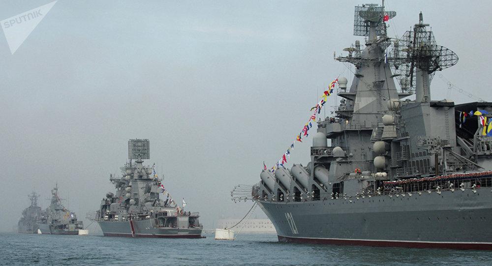 Flotte russe de la mer Noire