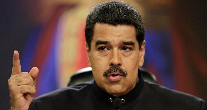 Maduro accuse Washington d'empêcher la livraison de médicaments au Venezuela