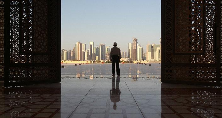 Doha, la capital de Catar