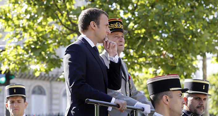 Lecointre nommé chef d'état-major des armées