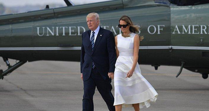 Donald Trump et Melania Trump (archives)