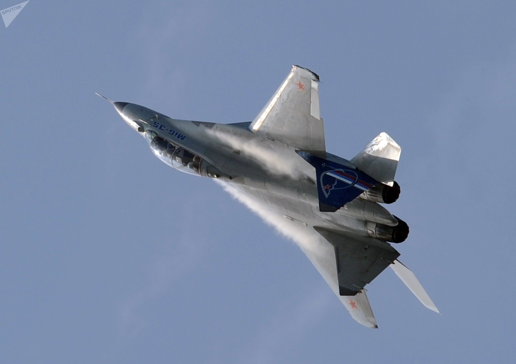 Chasseur MiG-35