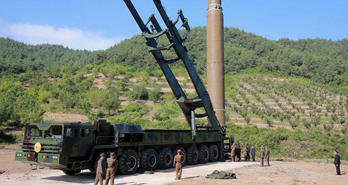 Missile Hwasong-14