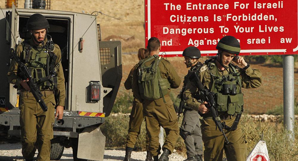 Des soldats israéliens