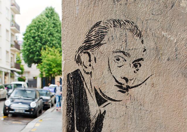 Exhumation de Dali: sa fameuse moustache toujours intacte 30 ans après sa mort